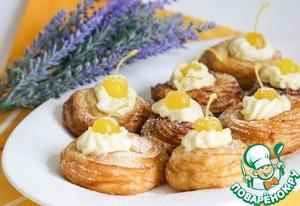 Рецепт Итальянские традиционные пончики