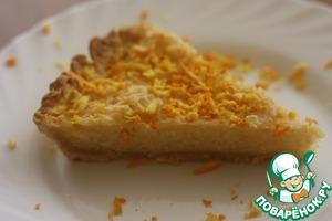 Рецепт Флорентийский рисовый пирог