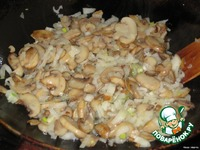Свинина с грибами ингредиенты