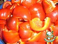 Гогошары маринованные ингредиенты