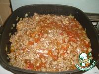 Запеканка с фаршем и макаронами ингредиенты
