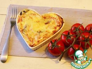 Рецепт Томатный сырный тарт