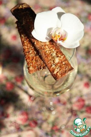 Хрустящие хлебцы по-итальянски рецепт с фотографиями как готовить