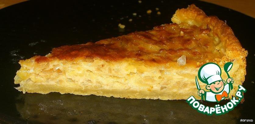 Французские пироги рецепты с пошагово 191