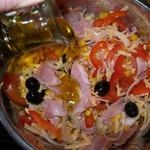 Нищий итальянский салат