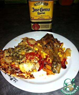 Рецепт Курица в мексиканском стиле 2