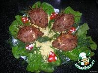 """Мясные """"Ежики"""" ингредиенты"""