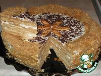 """Торт """"Рыжик"""" ингредиенты"""