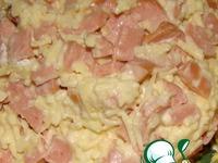 Котлеты из сосисок и сыра ингредиенты