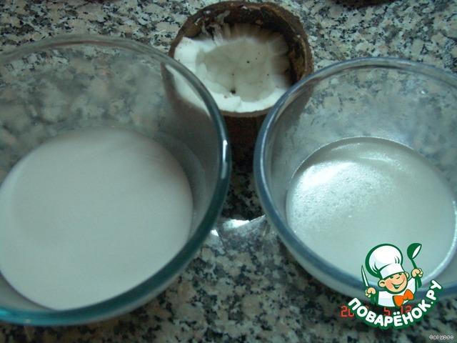 Как приготовить Кокосовое