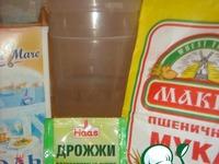 Хлеб без замеса ингредиенты