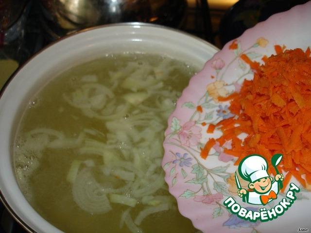 Как приготовить вкусный рецепт с фото Суп из консервов #8
