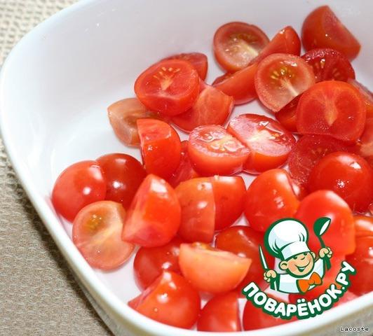 руккола с кедровыми салат рецепт
