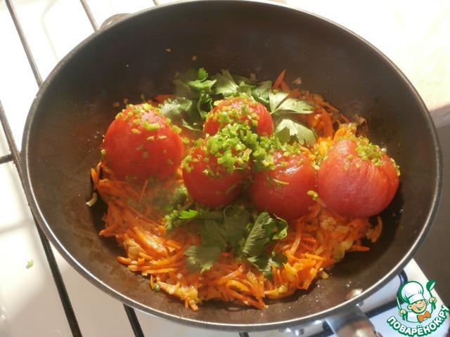 Заливной пирог с ягодами рецепт с фото