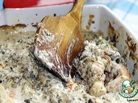 Форель, запеченная в сливочно-грибном соусе ингредиенты