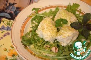 Рецепт Антипасто из трех сыров