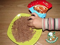 """Торт """"Ореховый"""" ингредиенты"""