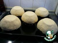 Хлебные тарелочки для супа и салата ингредиенты