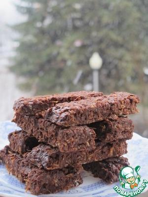 Рецепт Шоколадные батончики