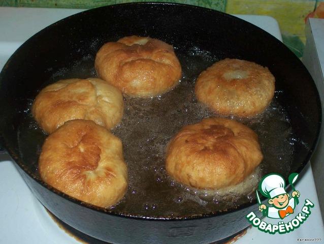 Как готовить беляши пошагово