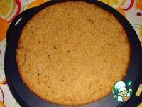 Постный апельсиновый торт ингредиенты