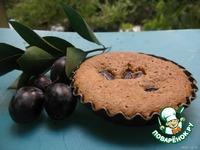 Сливовые кексы с молотым миндалем ингредиенты