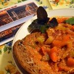 Аквакотта-тосканский хлебный суп