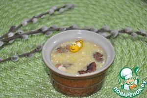 Рецепт Десерт с черносливом