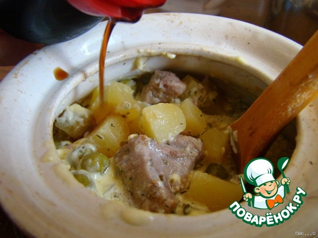 рецепт грибного супа из белых грибов с мясом