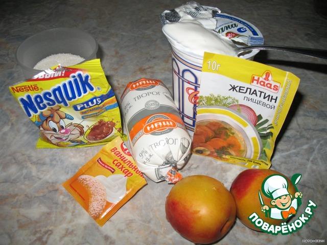 Творожное желе рецепт с фото диетический