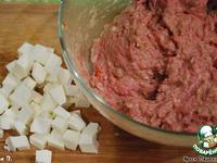 Тефтели с фетой и чили ингредиенты