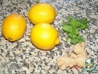"""Лимонный ликер """"Лимончелло"""" ингредиенты"""