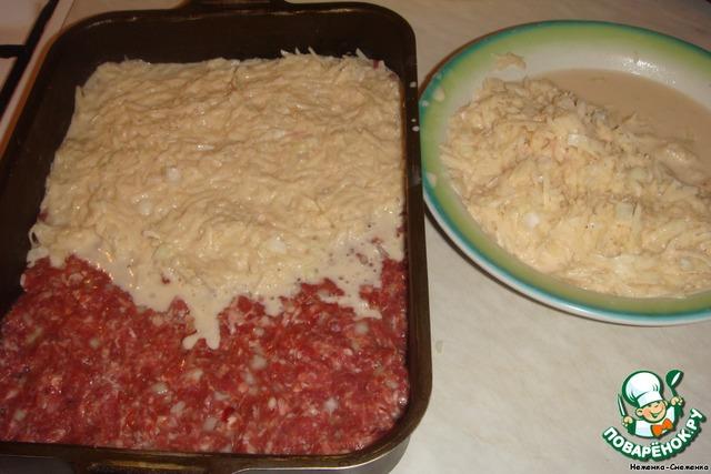 Как сделать картофельную запеканку без сыра