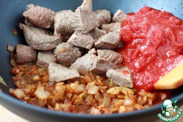 Нут с говядиной рецепты приготовления с фото
