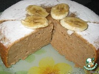 Банановый пудинг ингредиенты