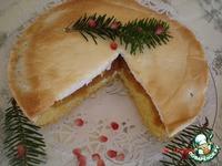 Яблочный пирог с медом ингредиенты