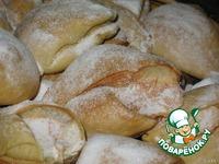 """Пирожное """"Ракушки"""" ингредиенты"""