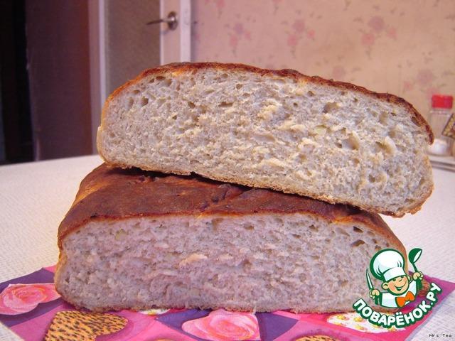 Как готовить Хлеб с картофелем простой рецепт с фото пошагово #6