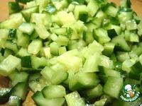 Салат с маслинами и шампиньонами ингредиенты