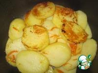 Картофель в мультиварке ингредиенты