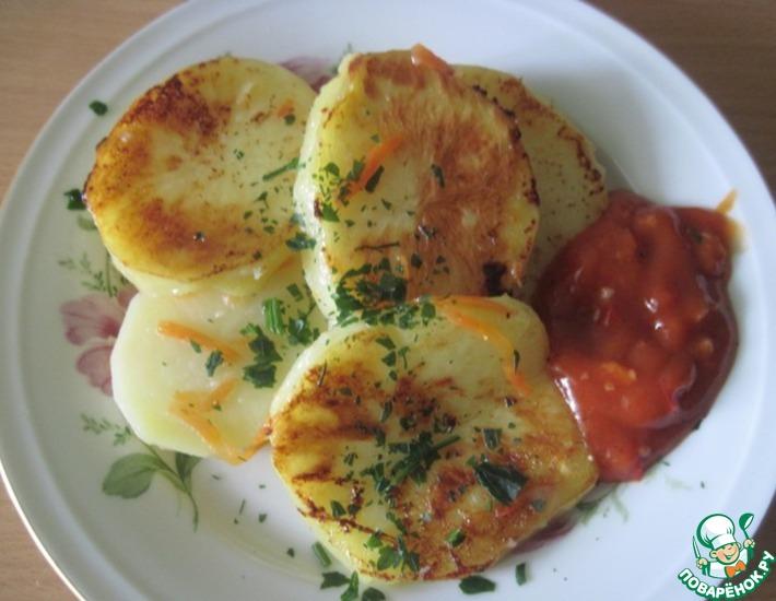 Рецепт: Картофель в мультиварке