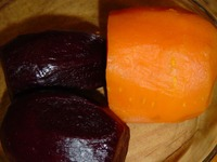 """Новогодний салат """"Тигренок"""" ингредиенты"""
