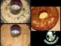 Пряный тыквенный пирог ингредиенты