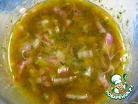 Французский сливочный соус для салатов ингредиенты
