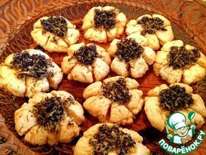 Рецепт Постное лимонное печенье с маком
