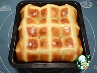 Воздушный картофельный хлеб ингредиенты