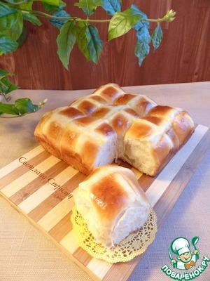Рецепт Воздушный картофельный хлеб