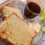Кекс масляно-бисквитный классический