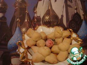 Рецепт Тайское постное печенье