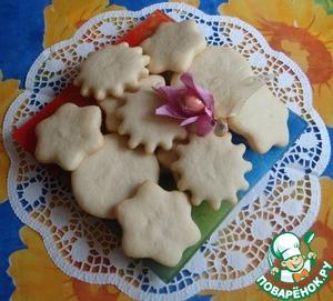 Постное печенье простой пошаговый рецепт с фотографиями